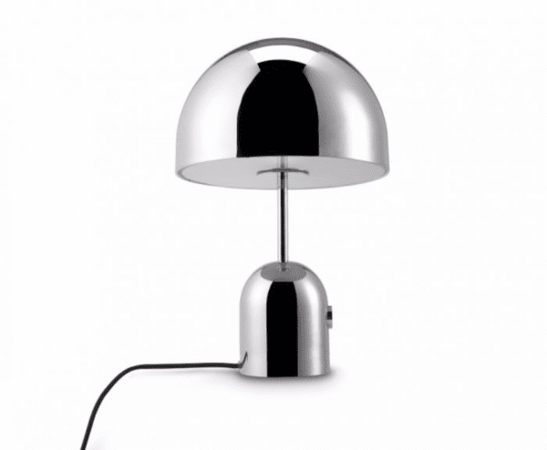 Tom Dixon_bell_table_light_chrome_cable_off_bord.ch