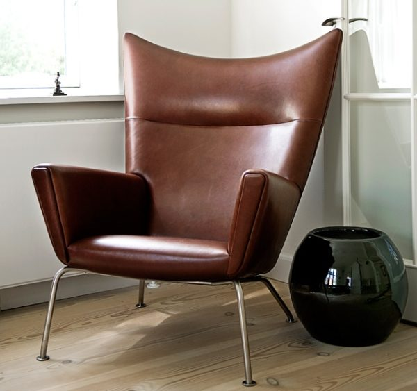 Wing Chair CH 445 4