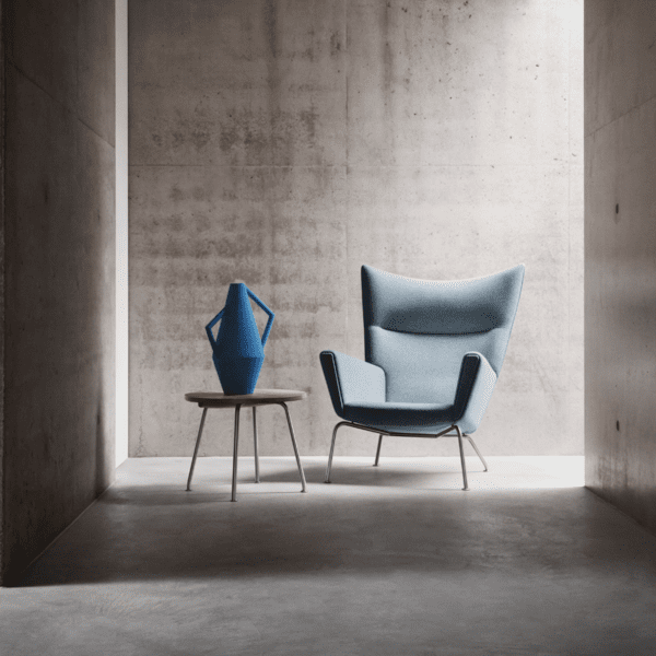 Wing Chair CH 445 1