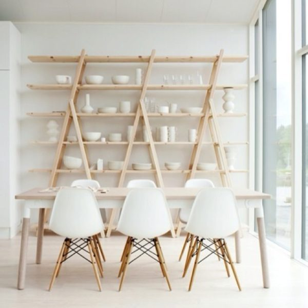 Eames Plastic Side Chair - DSW 2