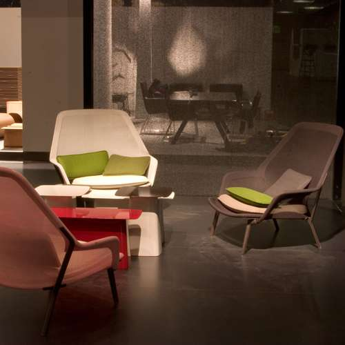Slow Chair & Ottoman 3