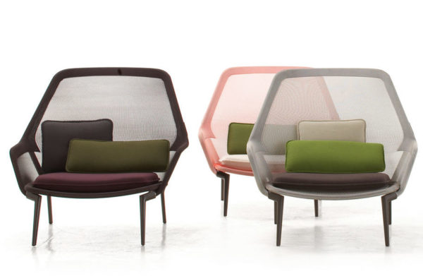 Slow Chair & Ottoman 1