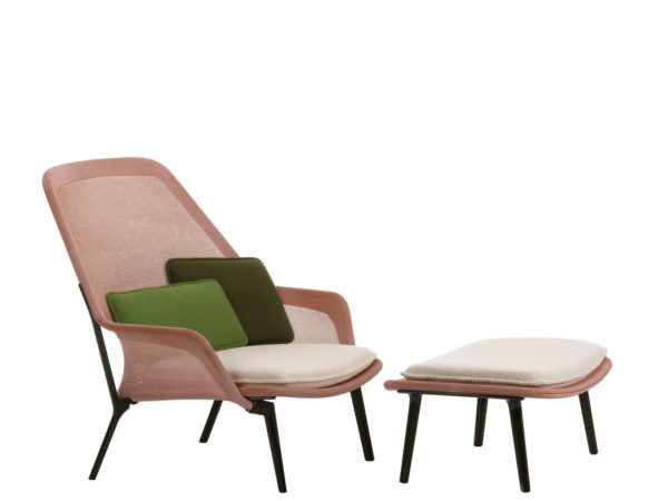Slow Chair & Ottoman 2