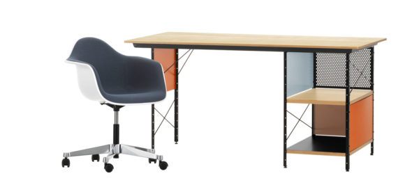 Eames Desk Unit, EDU 3