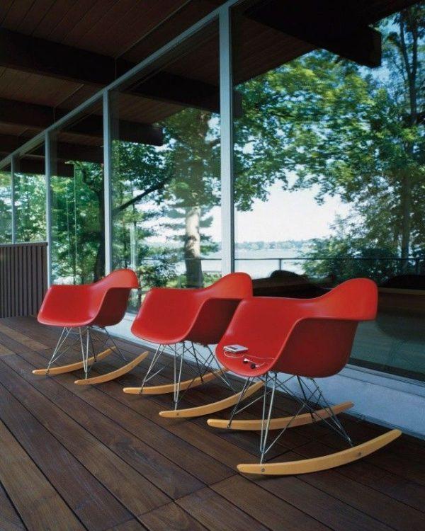Eames Plastic Armchair - RAR 2