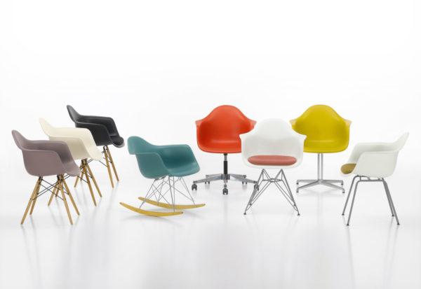Eames Plastic Armchair - RAR 5