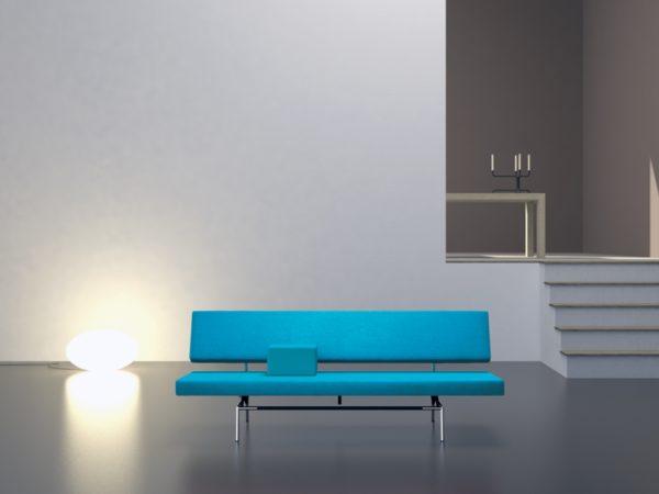Visser Sofa / Daybed BR 02 6