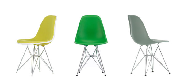 Eames Plastic Side Chair - DSR 2