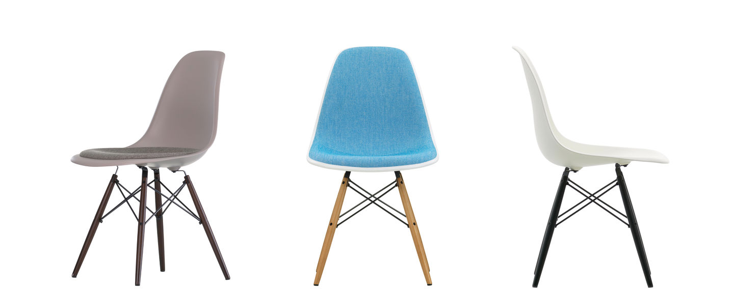 Eames Plastic Side Chair U2013 DSW