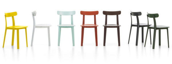 All Plastic Chair 4