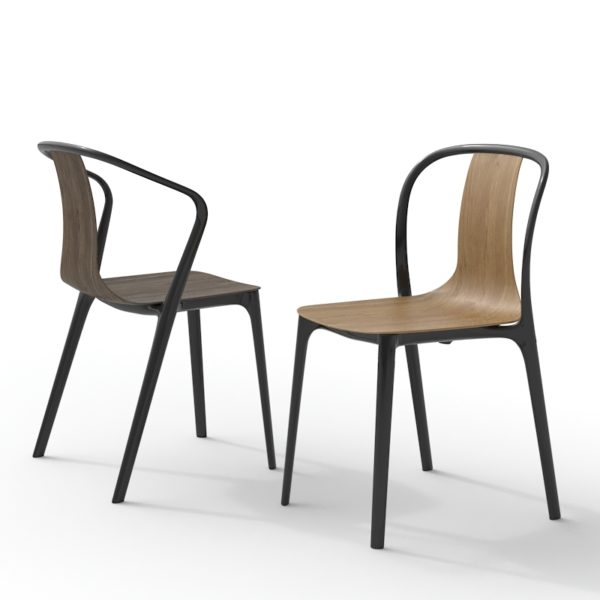 Belleville Chair 1