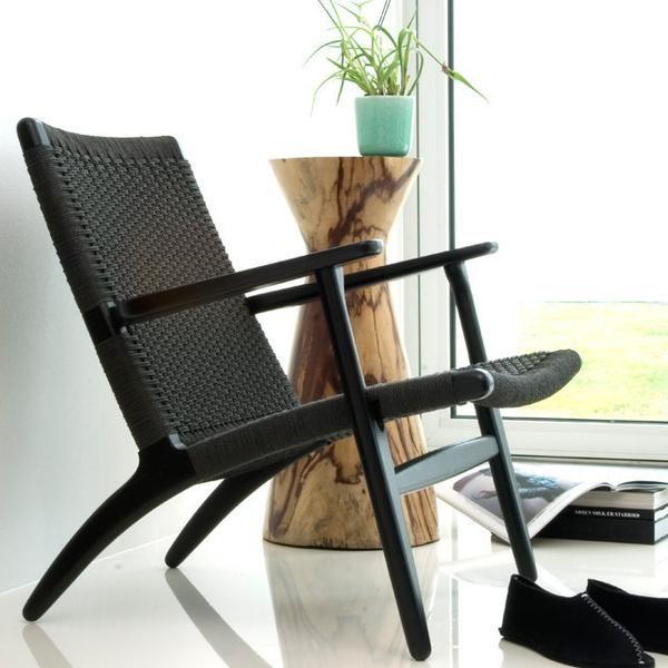 Lounge Chair CH25 - Hans Wegner 3