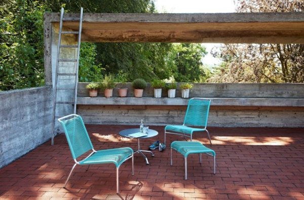 Altorfer Lounge Stuhl 1139 5