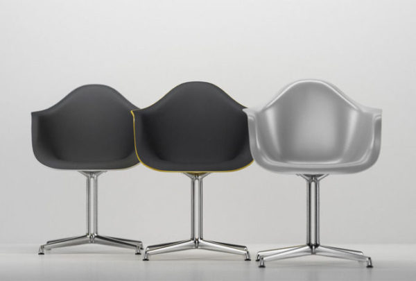 Eames Plastic Armchair DAL 4