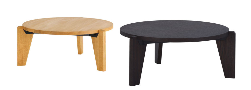 Coffee Table Guéridon Bas 3