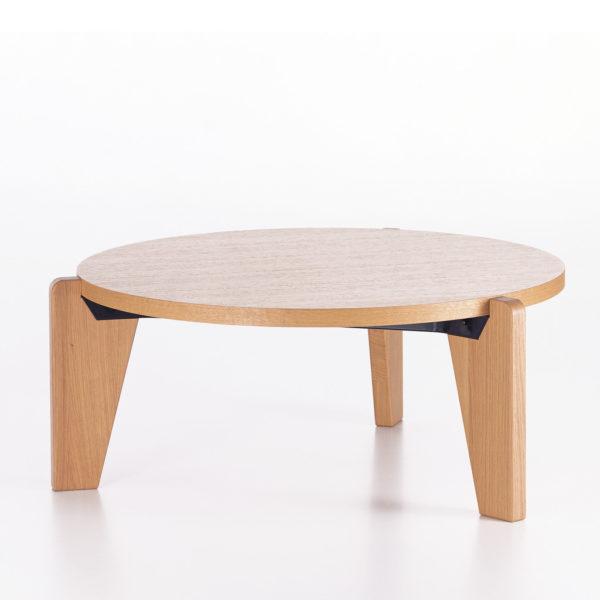Coffee Table Guéridon Bas 1