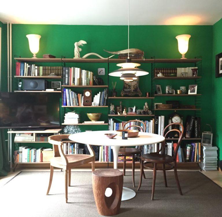 Altbau-Wohnung im Kreis 3