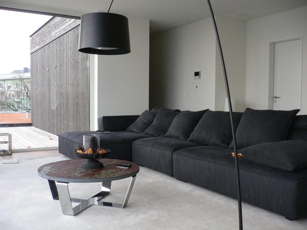 Attika-Wohnung in Zürich-Höngg 1