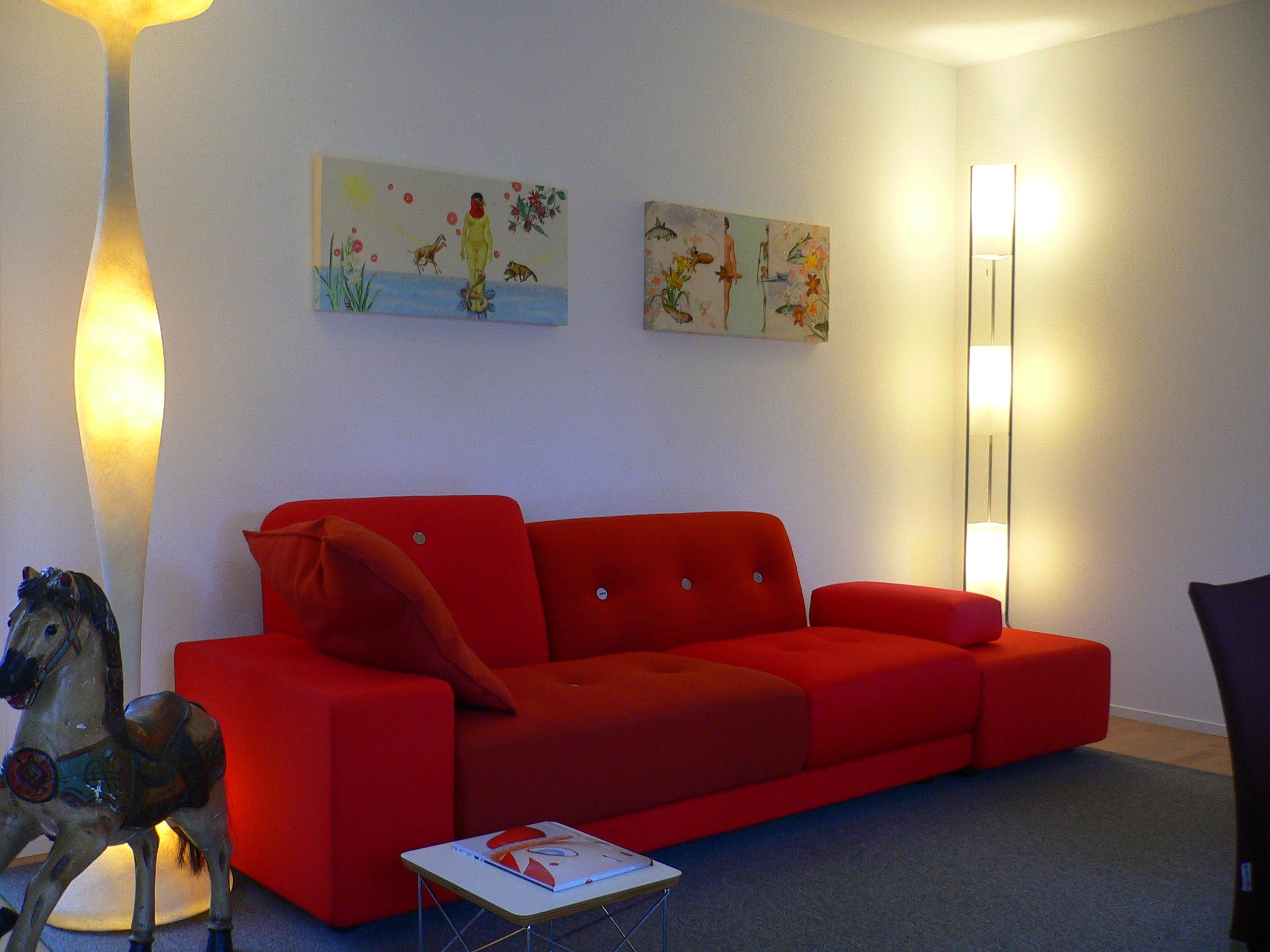Familien-Wohnung in Zürich 1
