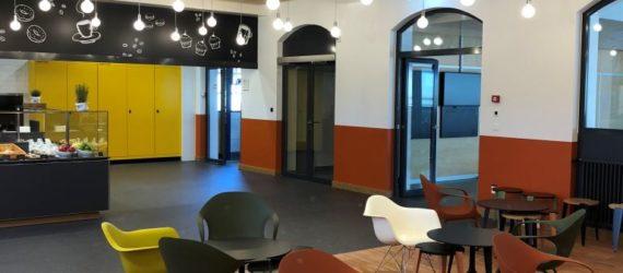 ETH Lounge Bereich