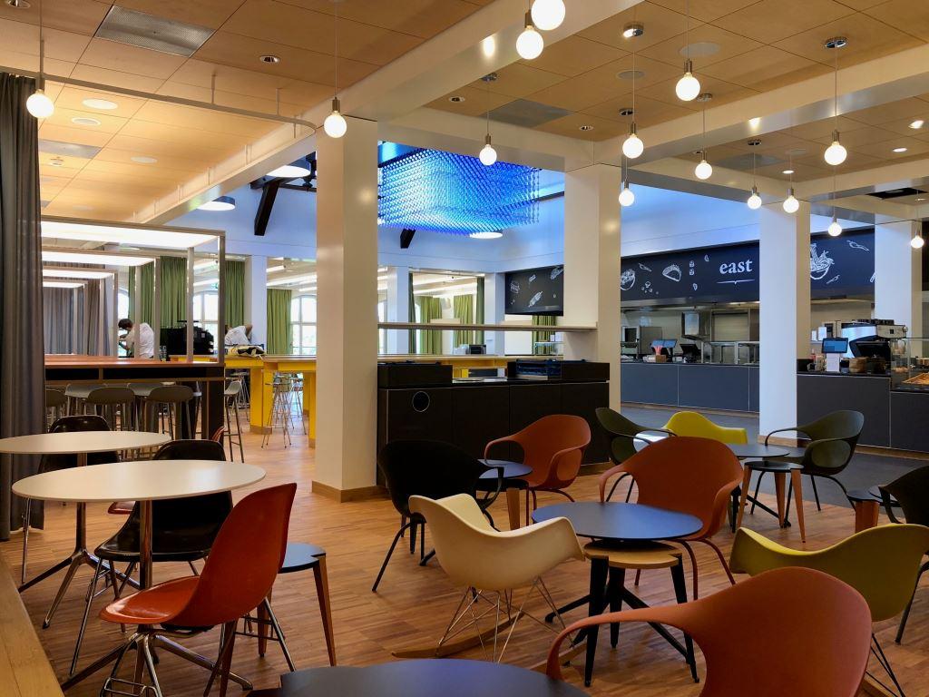 ETH Zürich food & lab 1