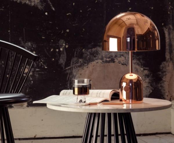 Bell Table Light 1