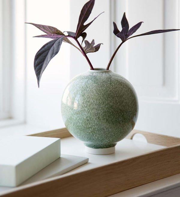 Unico Vase und Schale 1