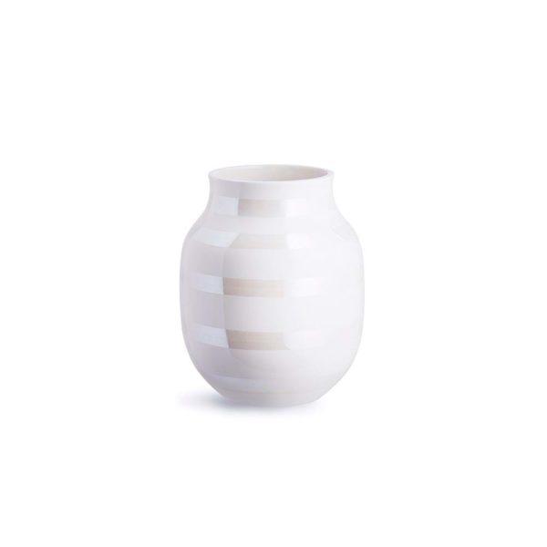 Omaggio Vase und Schale 3