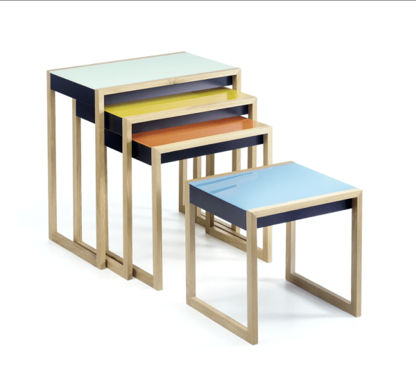 Nesting Tables 2